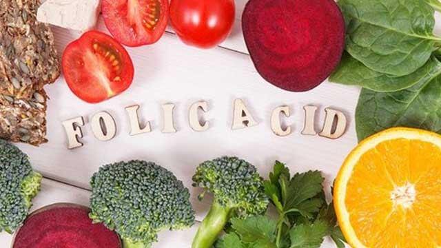 buah yang mengandung asam folat terbanyak