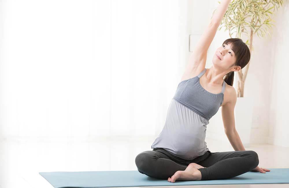 olahraga ibu hamil
